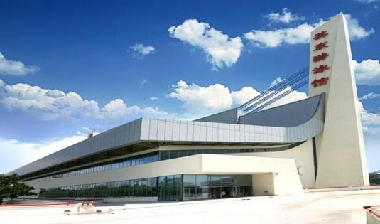 北京奥体中心英东游泳馆